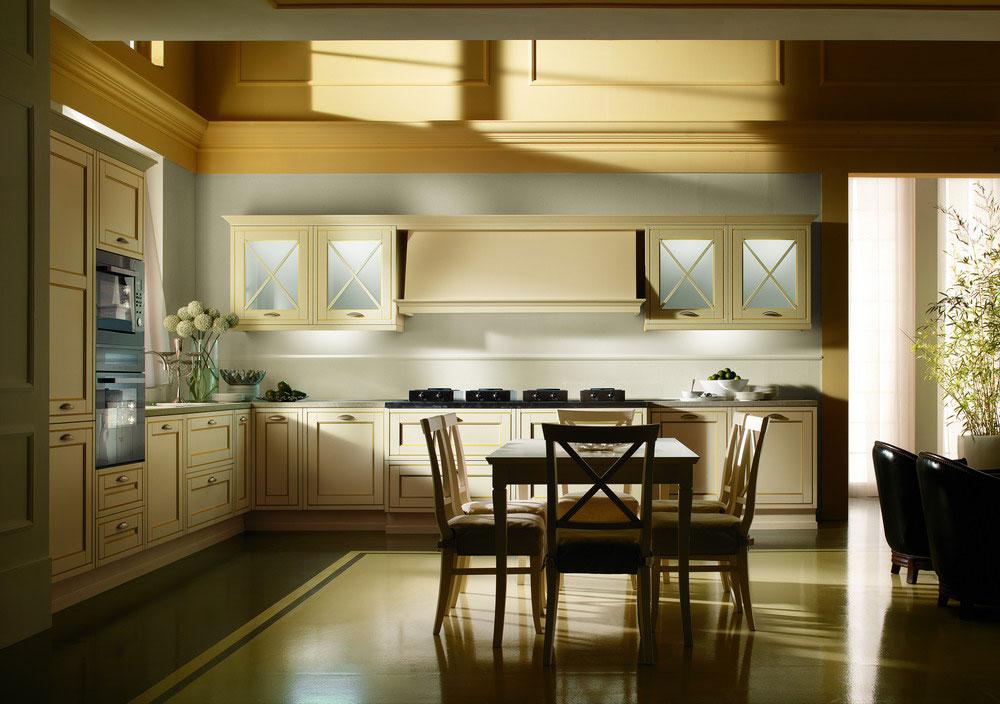Cuisine campagnarde rustique 76 photo de cuisine moderne design contemporai - Cuisine campagnarde blanche ...