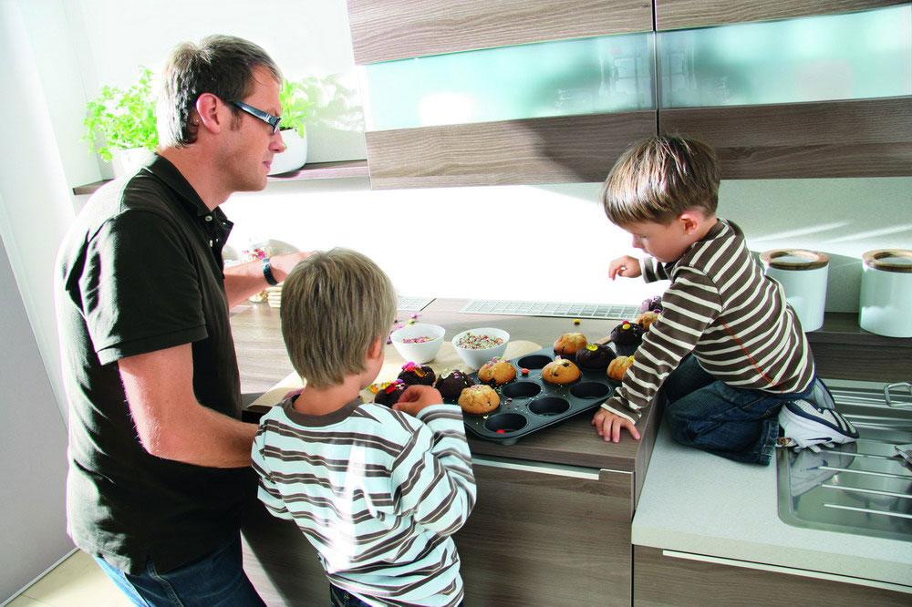 Cuisine en melamine 20 photo de cuisine moderne design for Feuille de melamine cuisine