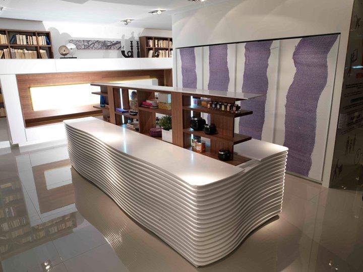 Cuisine futuriste 2 photo de cuisine moderne design for Cuisine futuriste