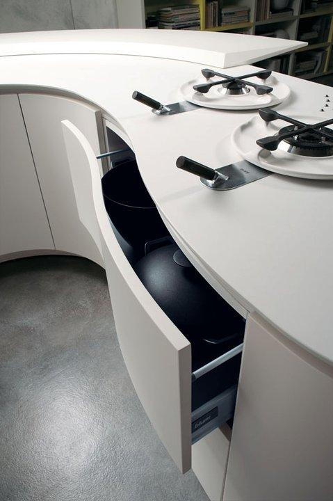 ilot de cuisine 10 photo de cuisine moderne design contemporaine luxe. Black Bedroom Furniture Sets. Home Design Ideas