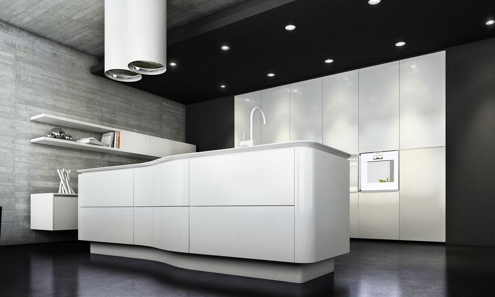 cuisine italienne 13 photo de cuisine moderne design. Black Bedroom Furniture Sets. Home Design Ideas
