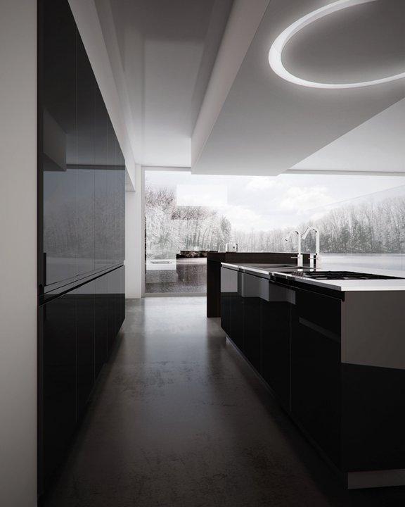 cuisine nouveautee 2013 20143 photo de cuisine moderne design contemporaine luxe. Black Bedroom Furniture Sets. Home Design Ideas