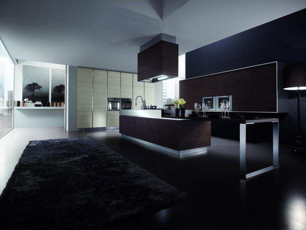 cuisine pas cher 42 photo de cuisine moderne design contemporaine luxe. Black Bedroom Furniture Sets. Home Design Ideas