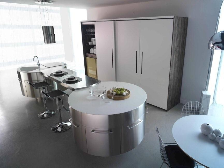 cuisine ronde 1 photo de cuisine moderne design