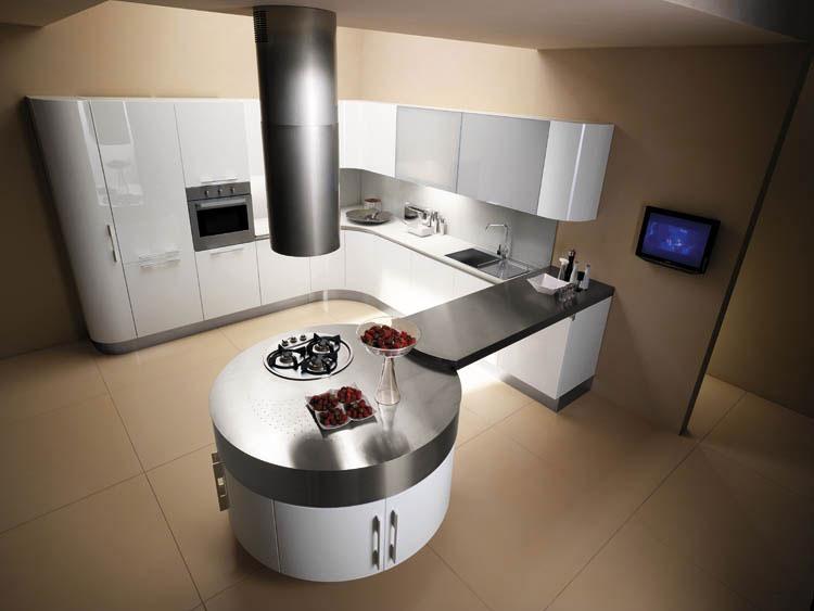 Cuisine 01 photo de cuisine moderne design contemporaine for Cuisine luxe moderne